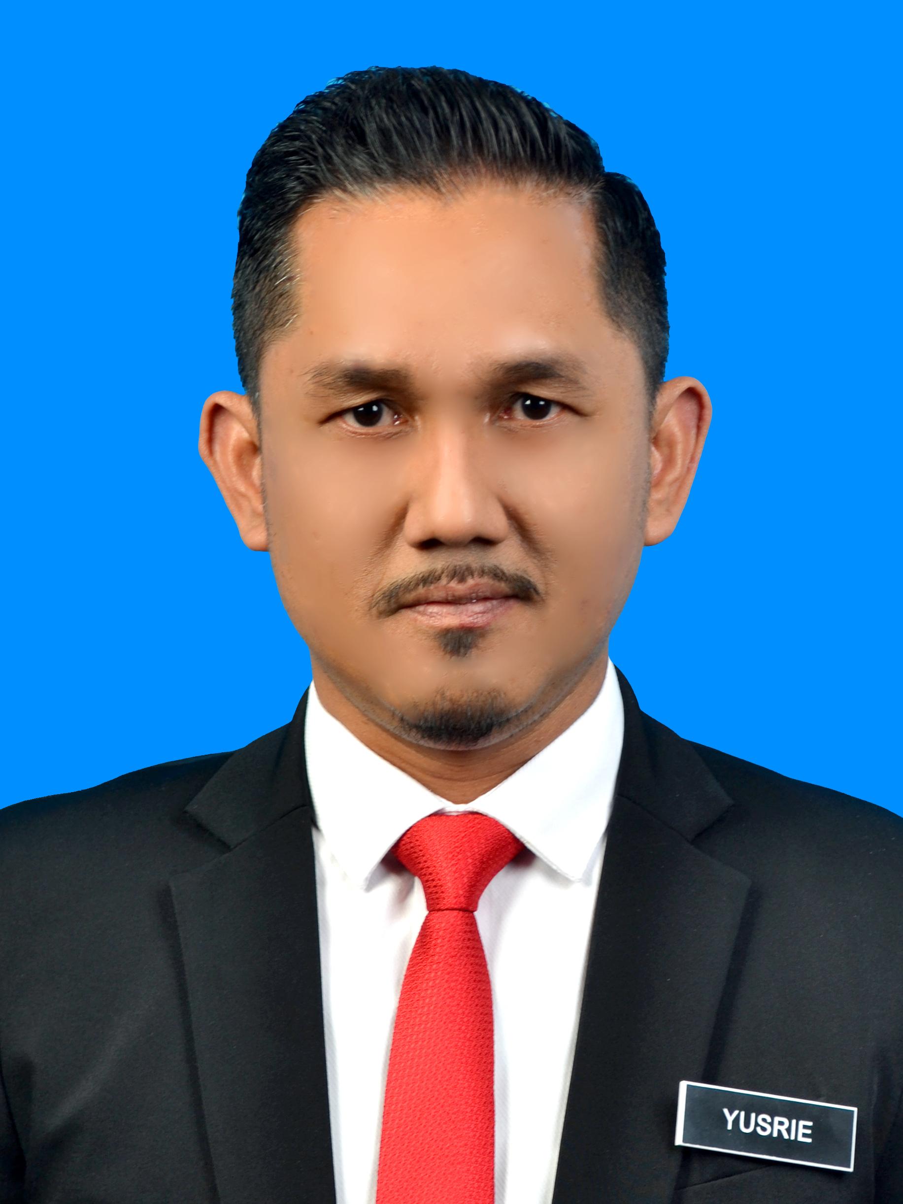 Mohammad Yusrie bin Mohamed Shafie