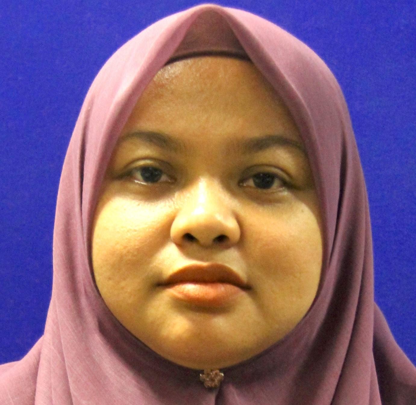 Noor Hayatun Fadzila binti Mohd Noor