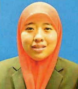 Norhaliza binti Abu Bakar