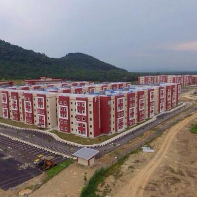 Development of Hostel for Universiti Malaysia Perlis