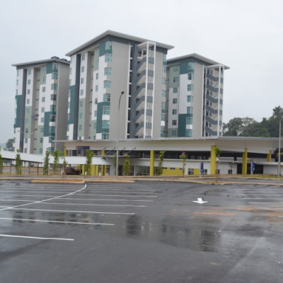 Development of UiTM Campus Raub Pahang