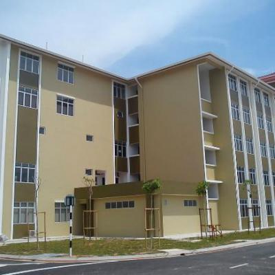 Development of Hostel for 7000 Polytechnic Students in Malaysia